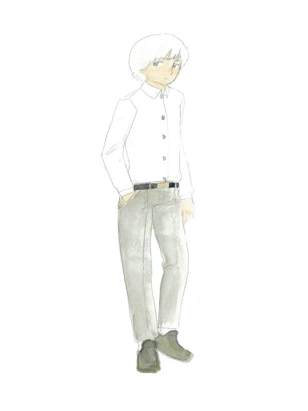 PC3キャラクターイラスト