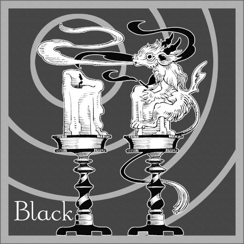 ムードチット・黒